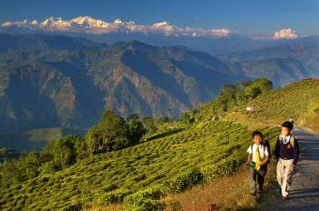 2 Nights Darjeeling 2 Nights Kalimpong Package