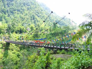 2 Nights Darjeeling and 2 Nights Gangtok Package
