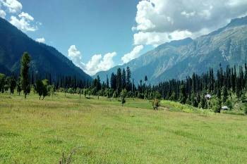 3 Nights 4 Days Kashmir Tour Package
