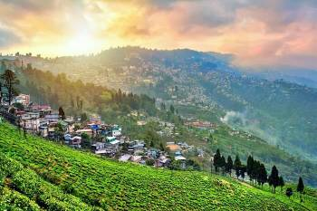 Eastern Himalayas 5 Nights 6 Days