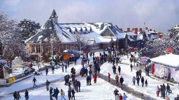 3 Nights 4 Days Manali Tour
