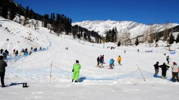 6 Nights  7 Days Manali Manikaran Shimla Tour