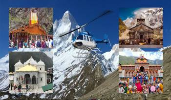 Chardham By Helicopter