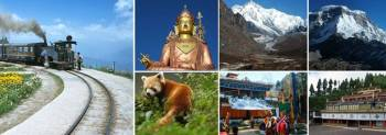 Incredible North East Tour 9 Nights/10 Days