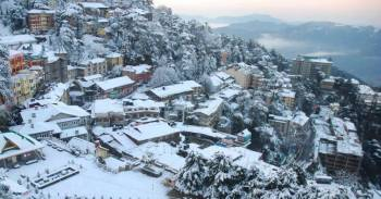 5 Nights 6 Days Tour Package from Delhi to Shimla & Manali