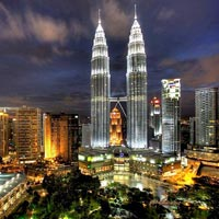 Kuala Lampur And Singapore Combo Tour