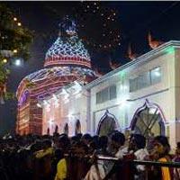 Mata Tripureshwari Temple Darshan