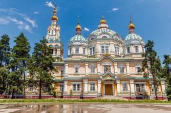 Tashkent with Almat Tour