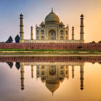 Taj Mahal Same Day Tour from Delhi