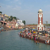 Delhi - Haridwar - Rishikesh Tour