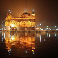 Golden Temple with Wagah Border Tour
