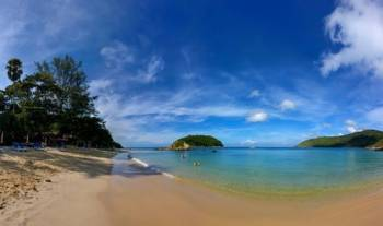 Krabi Phuket with Centara Tour