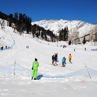 Hilly Himachal Tour Package