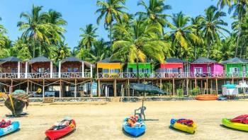 Goa Leisures tour