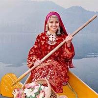 Golden Triangle & Srinagar Tour