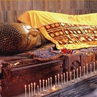Foot Steps of Buddha Tour