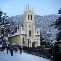 Himachal Delight Tour Package