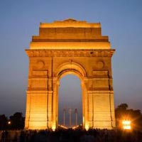 Holy Ganges, Exotic Temples, Indian Tiger with Golden Triangle Tour