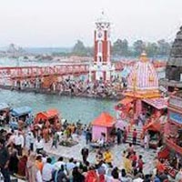 Car Rent Delhi - Haridwar Tour