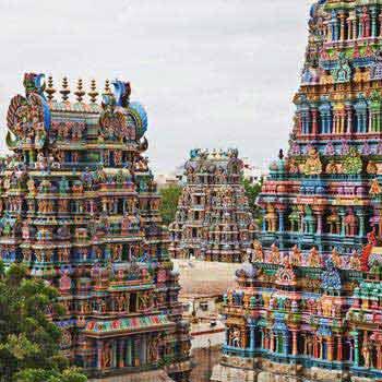 Cultural Tamilnadu Tour