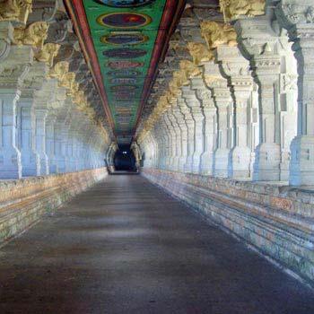 Temple Tour Of South Kashi Rameshwaram