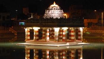 Sri Venkateswara Temple at Tirumala (Tirupati)  15-03-2020