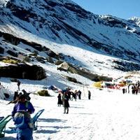 Shimla Kullu Manali Cahndigarh Tour 6N 7D