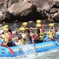 Ganga River Rafting Package