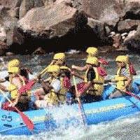 Ganga River Rafting Package