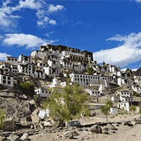 Journey to Ladakh Package