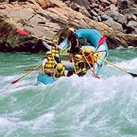 Ganga River Rafting Tour