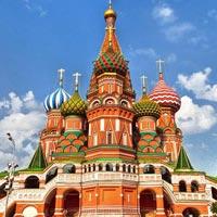 Russian Inspiration Tour