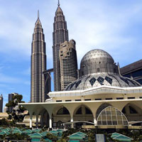 Best of Singapore - Malaysia - Thailand Tour Package