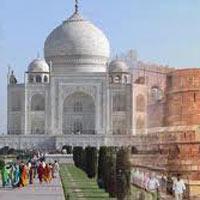 Agra - Nainital - Delhi Tour