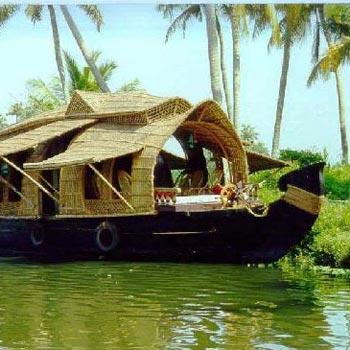 House Boat Kerala Tour