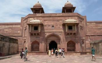 Delhi With Mandawa Tour