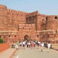 Itinerary 4 Jaipur - Agra Tour