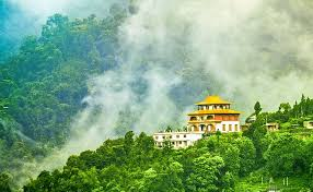 02 Nights Gangtok, 01 Night Kalimpong & 02 Nights Darjeeling Tour