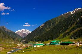 02 Nights/03 Days Sonmarg Tour Package