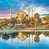 Jewel of Asia and Europe Package