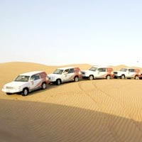 Dubai Dhow Cruise & Desert Safari Tour Package