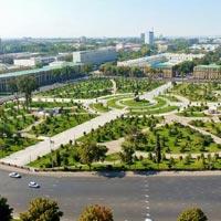 Tashkent (Uzbekistan) Tour