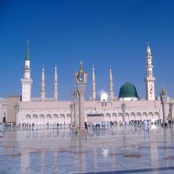 7 Days Makkah & 8 Days Madina Tour