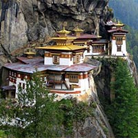 West - East Bhutan Tour