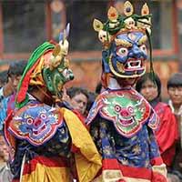 Thimphu Tshechu