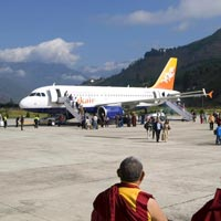 Fly In Fly Out - Paro - Thimphu Tour