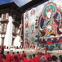 Jambay Lhakhang Drup Festival Tour