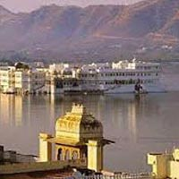 Golden Triangle with Udaipur Tour