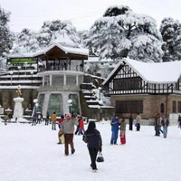 India in Style with Shimla Tour