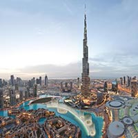 Dubai Magic Tour